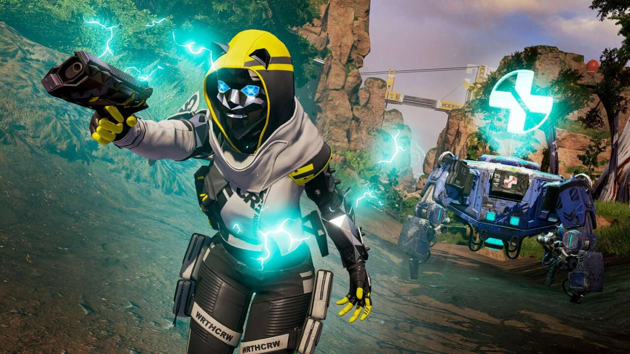 Apex Legends Patch Finally Moves Pathfinder's Shoulder Out Of The Way