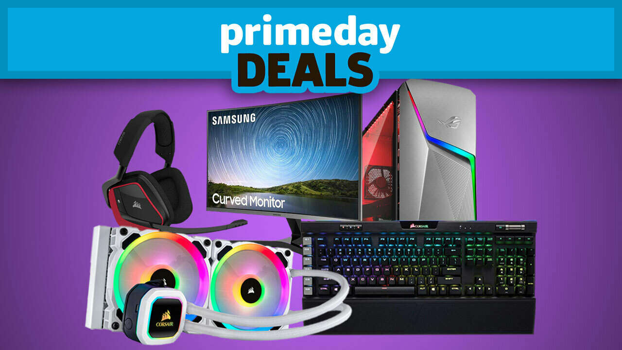 Best Prime Day PC Gaming Deals (Day 2): Razer Blade 15, Corsair Keyboards, And More