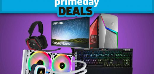 Best PC Gaming Deals After Prime Day 2020: Keyboards, Mice, And More