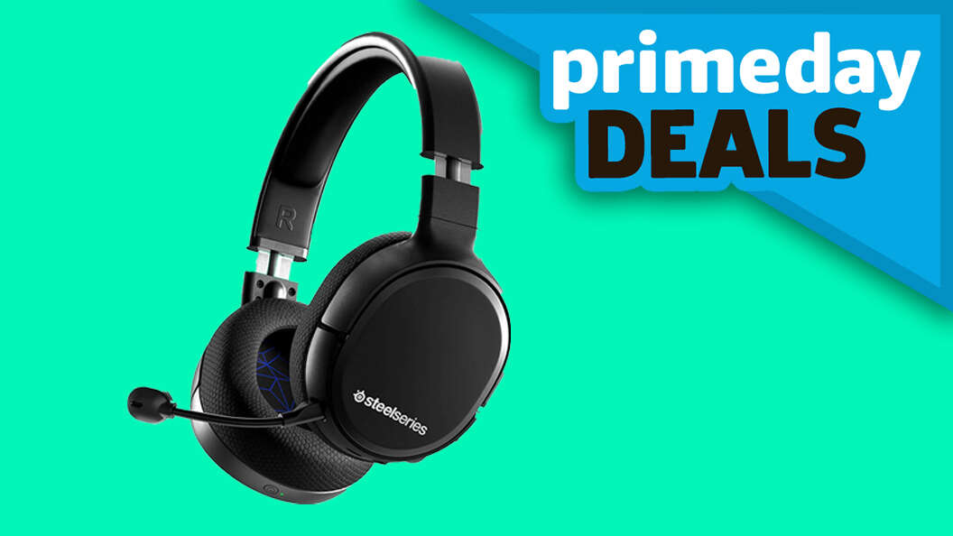 Prime Day: Stellar PS5 And Switch Gaming Headset Is On Sale