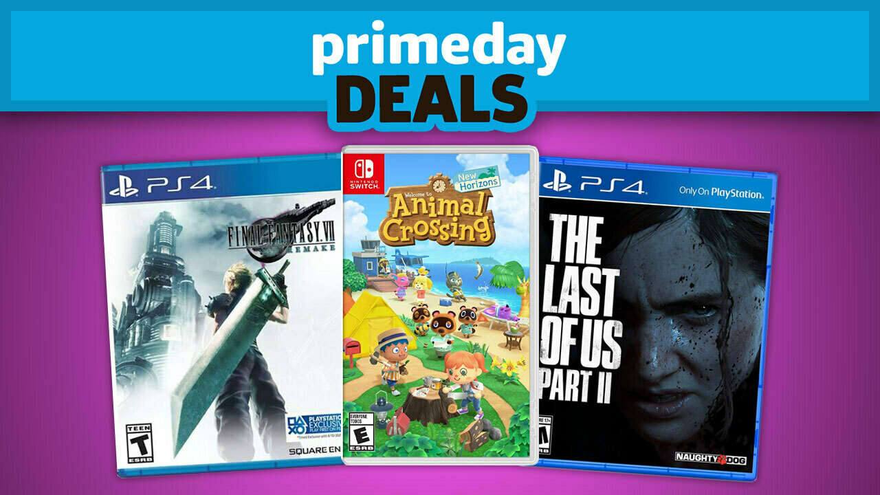 Prime Day 2020 (Day 2): The Best Can't-Miss Switch, PS4, And Xbox One Game Deals
