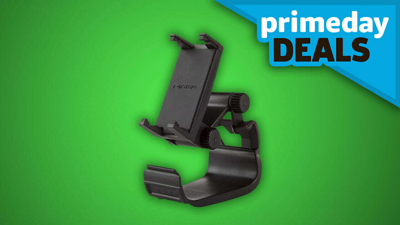 Prime Day Deal: Get This Phone Clip For Xbox Cloud Gaming For Just 10 Bucks