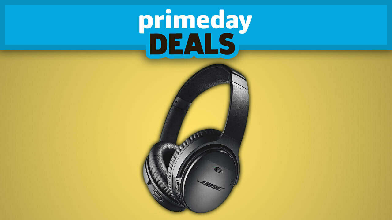 Amazon Prime Day 2020: These Bose Noise-Canceling Headphones Are $150 Off