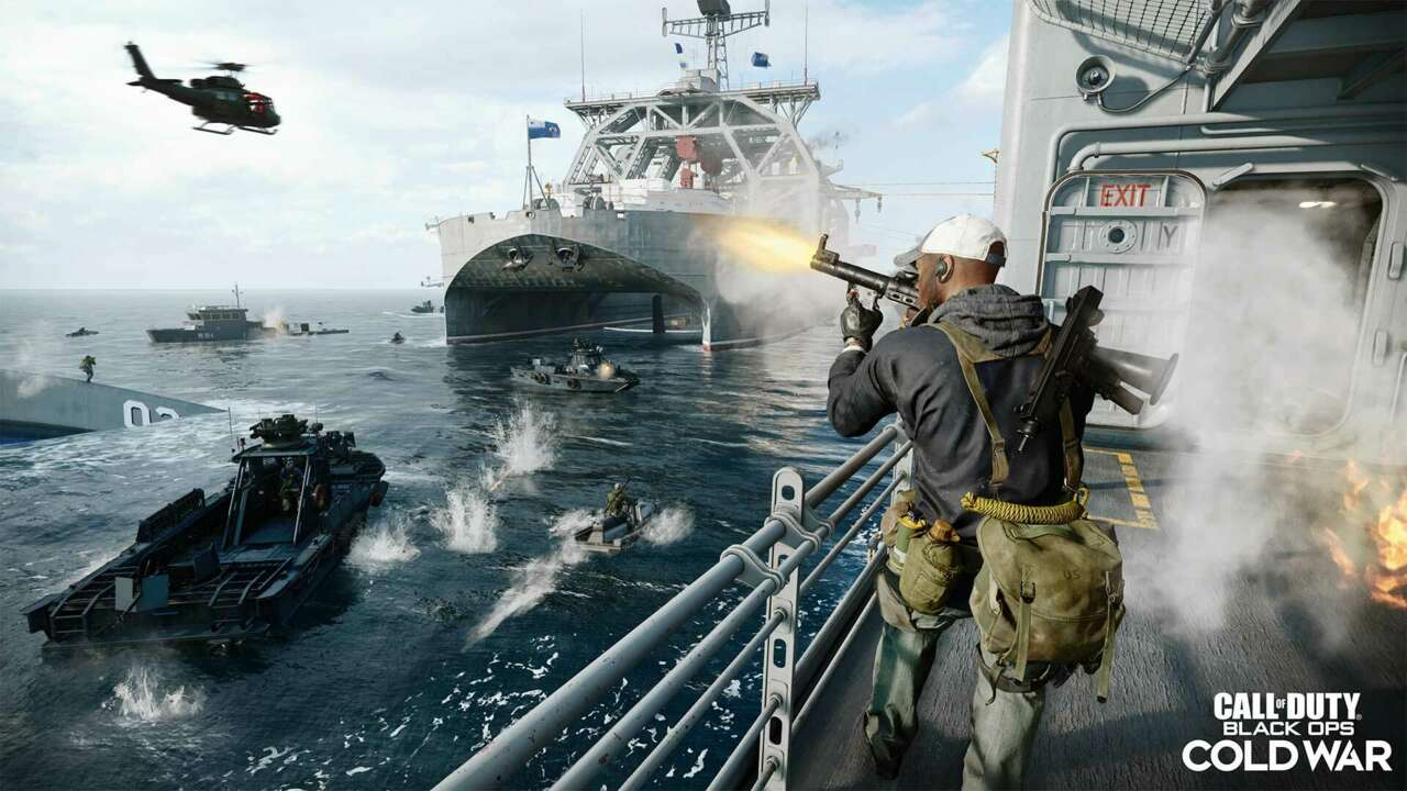 Call Of Duty: Black Ops Cold War Crossplay Beta: Modes, Content, And More