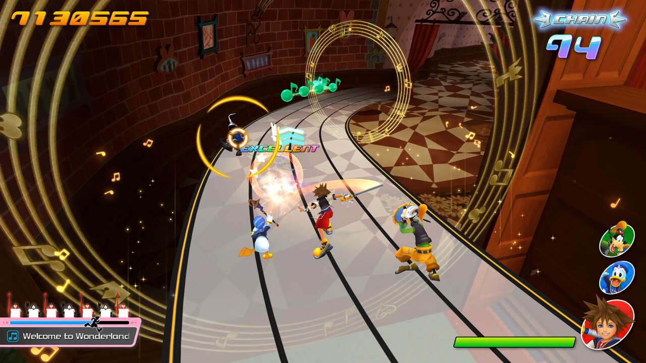Kingdom Hearts: Melody Of Memory Demo Available Ahead Of Release Next Month