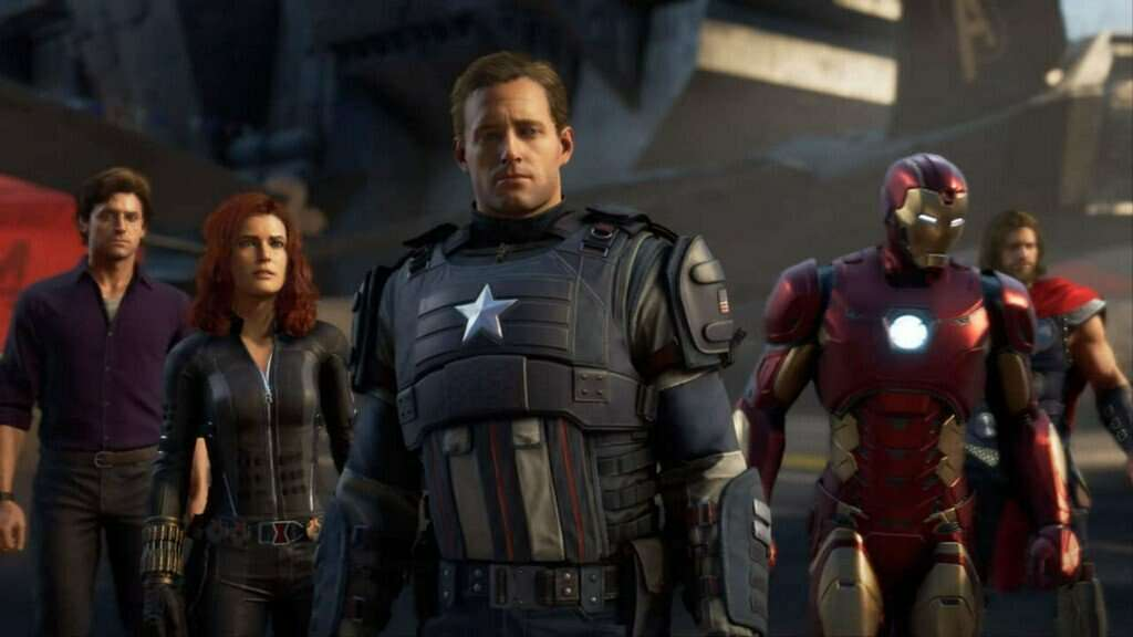 Marvel's Avengers PS5 And Xbox Series X/S Versions Delayed To 2021