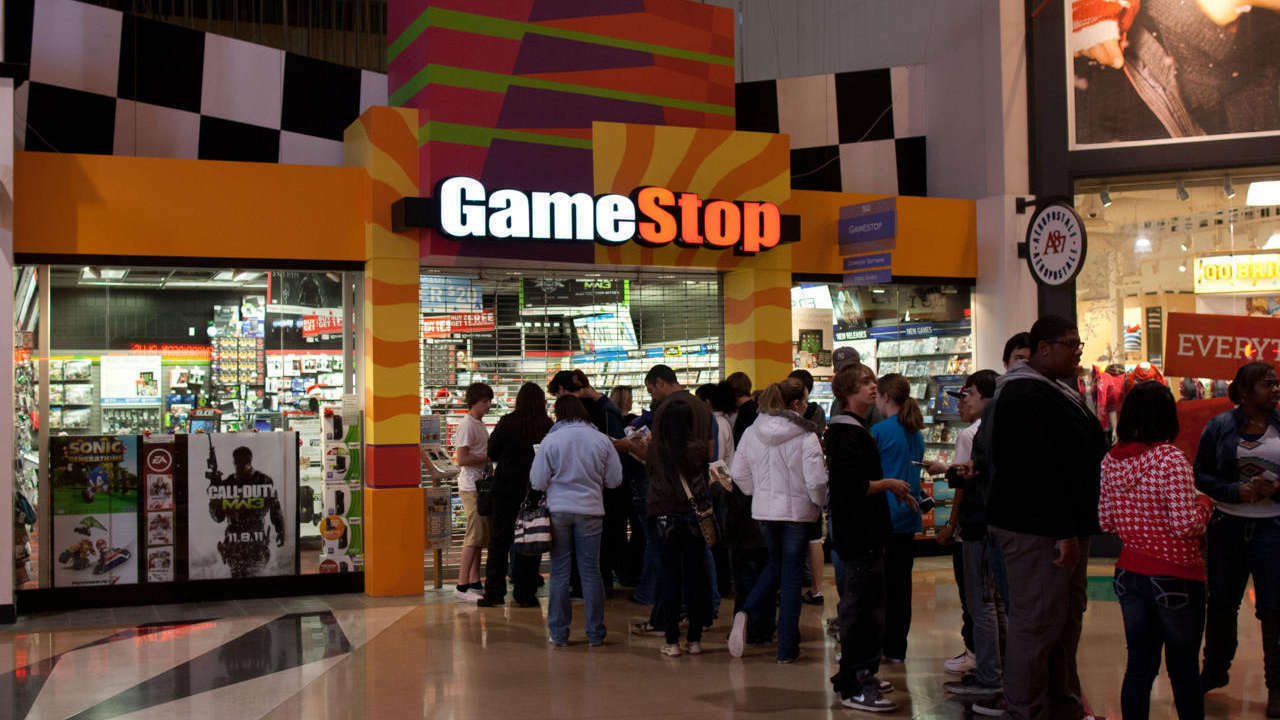 GameStop To Close Stores Thanksgiving Day, Offer Black Friday Deals Early