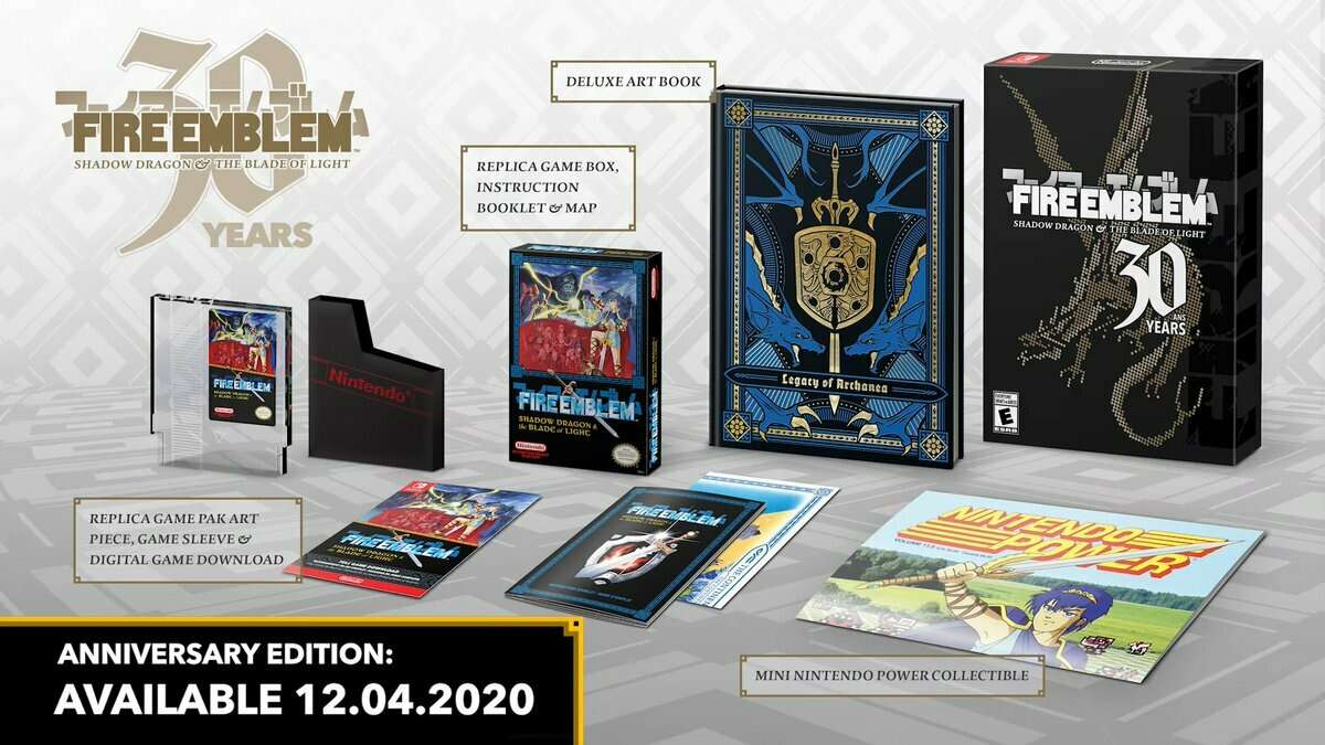 Fire Emblem 30th Anniversary Edition Preorders–Where To Buy
