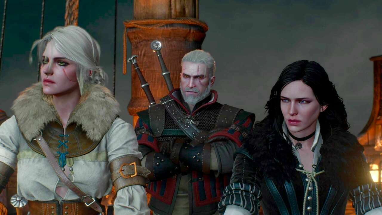 The Witcher 2 Gets A Fan-Made PC Mod That Adds An Epilogue