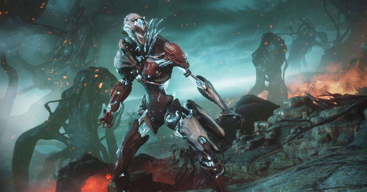 Warframe's infested moon is now twice as scary for Halloween
