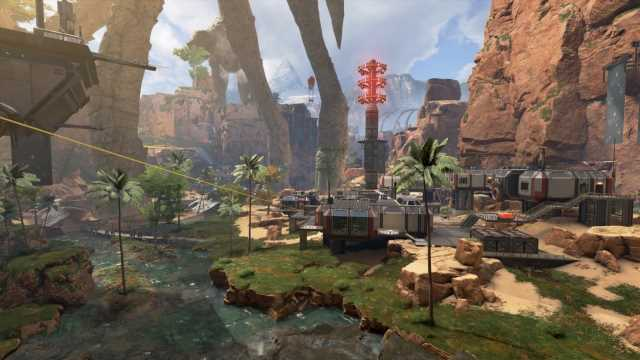 Professional Apex Legends players want the Kings Canyon map removed