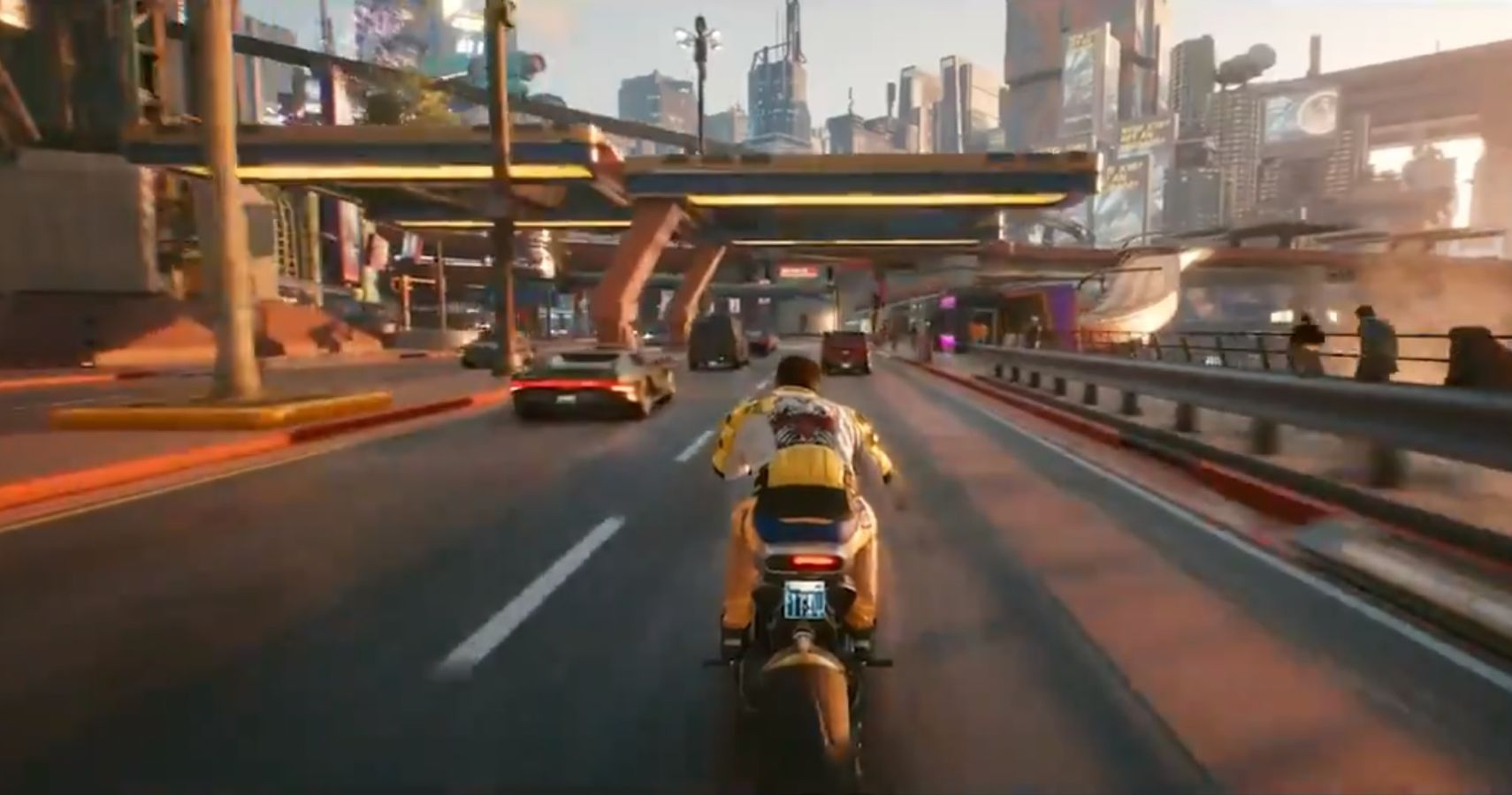 Keanu Reeves Owns A Motorbike Company And Some Of His Bikes Are In Cyberpunk 2077