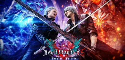 Devil May Cry 5's Vergil DLC Releases December 15 For PC, PS4, and Xbox One