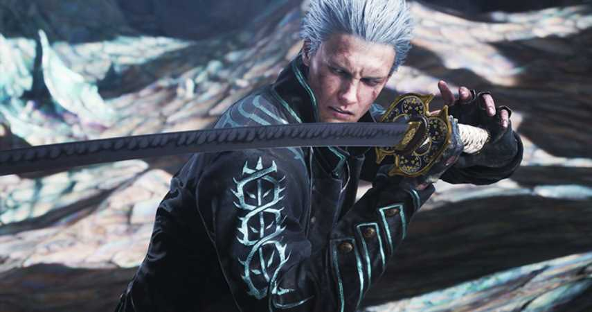 Devil May Cry Special Edition's Graphic Options Revealed
