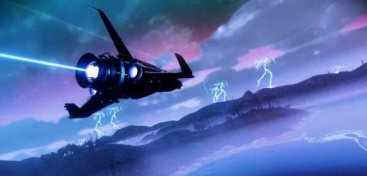 No Man's Sky players are chasing down the game's new storms
