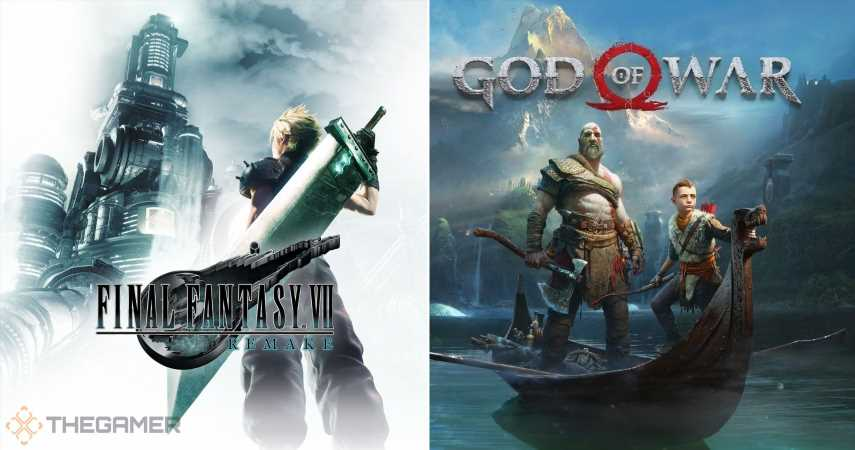 Final Fantasy 7 Remake And God of War Updated With PS5 Support, According To Dataminer