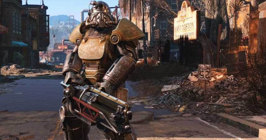 Fallout 4 Runs At 60fps On Xbox Series S (The Cheap One)