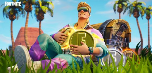 Fortnite's latest update made the game's PC file size a whole lot smaller