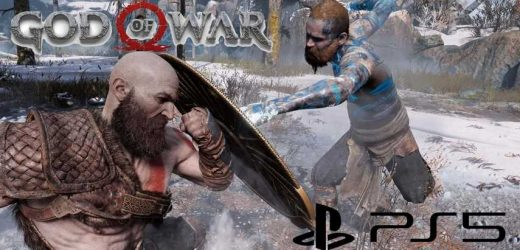 God Of War Runs 'Up To' 60fps On PS5