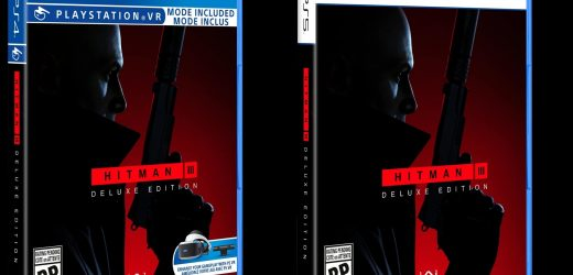 Hitman 3 Pre-Orders List PSVR Support On PS4 But Not PS5
