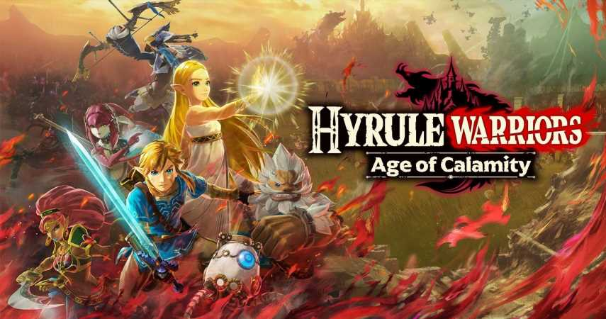 Hyrule Warriors: Age Of Calamity Might Be Getting A Demo