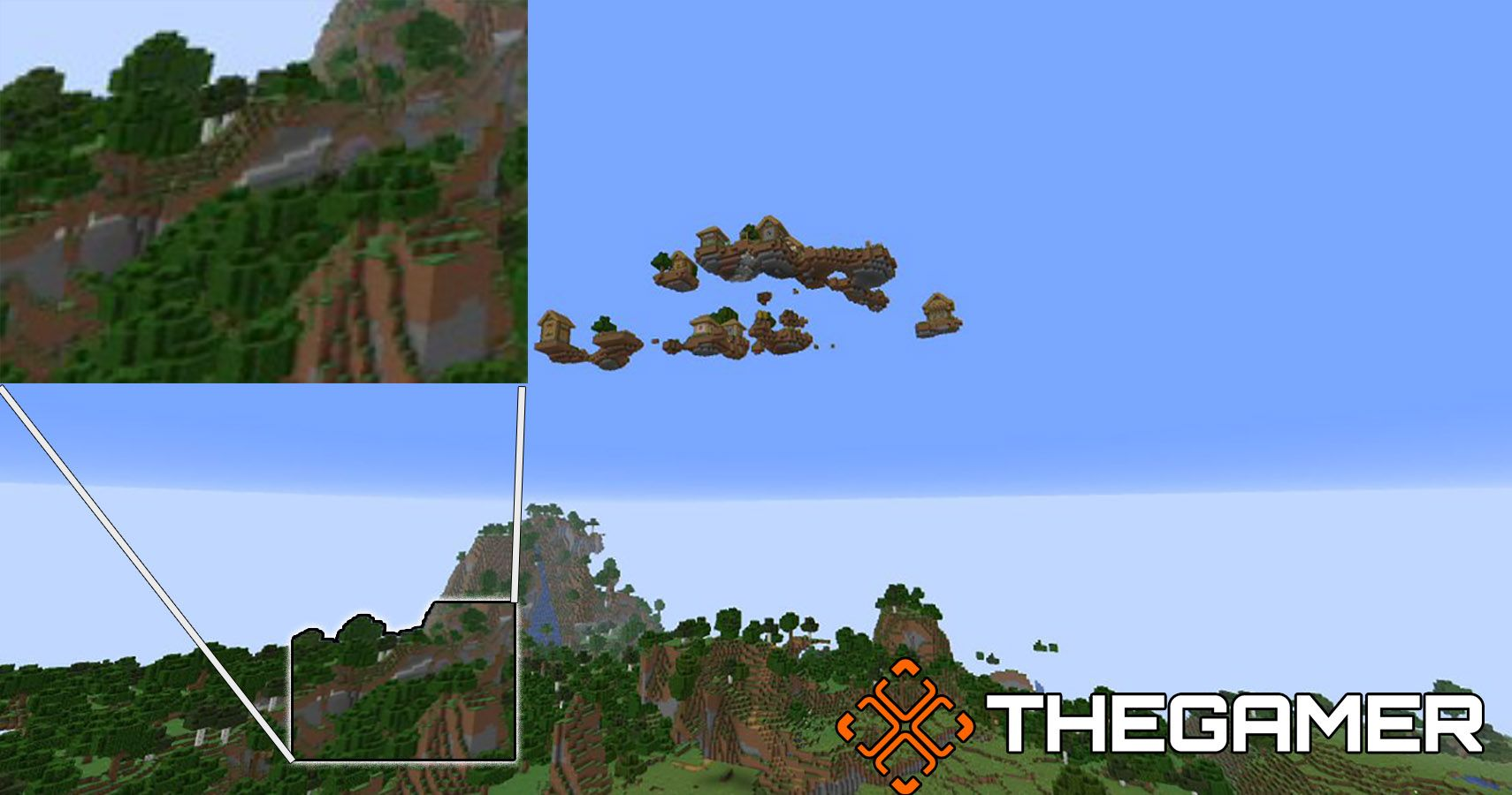 Minecraft 1.17 May Introduce Rock Layers