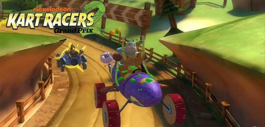 Nickelodeon Kart Racers 2: Grand Prix Launches Tomorrow (In Case You Were Wondering)