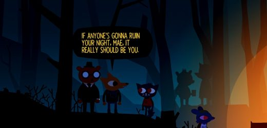 Night In The Woods Publisher Shares Glimpse Of Mobile Version of The Game
