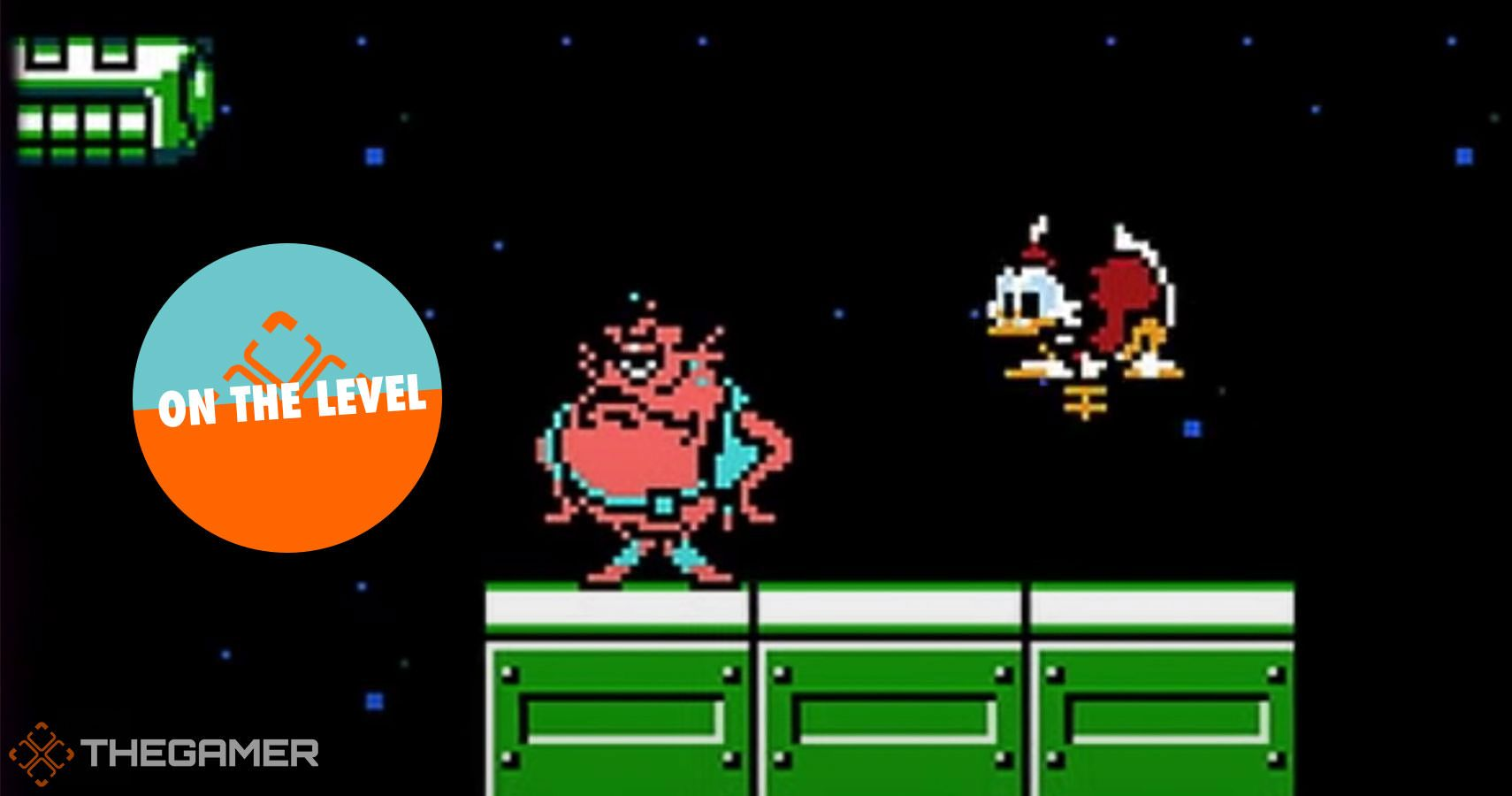 On The Level: The Unforgettable Music Of Ducktales' Moon Stage