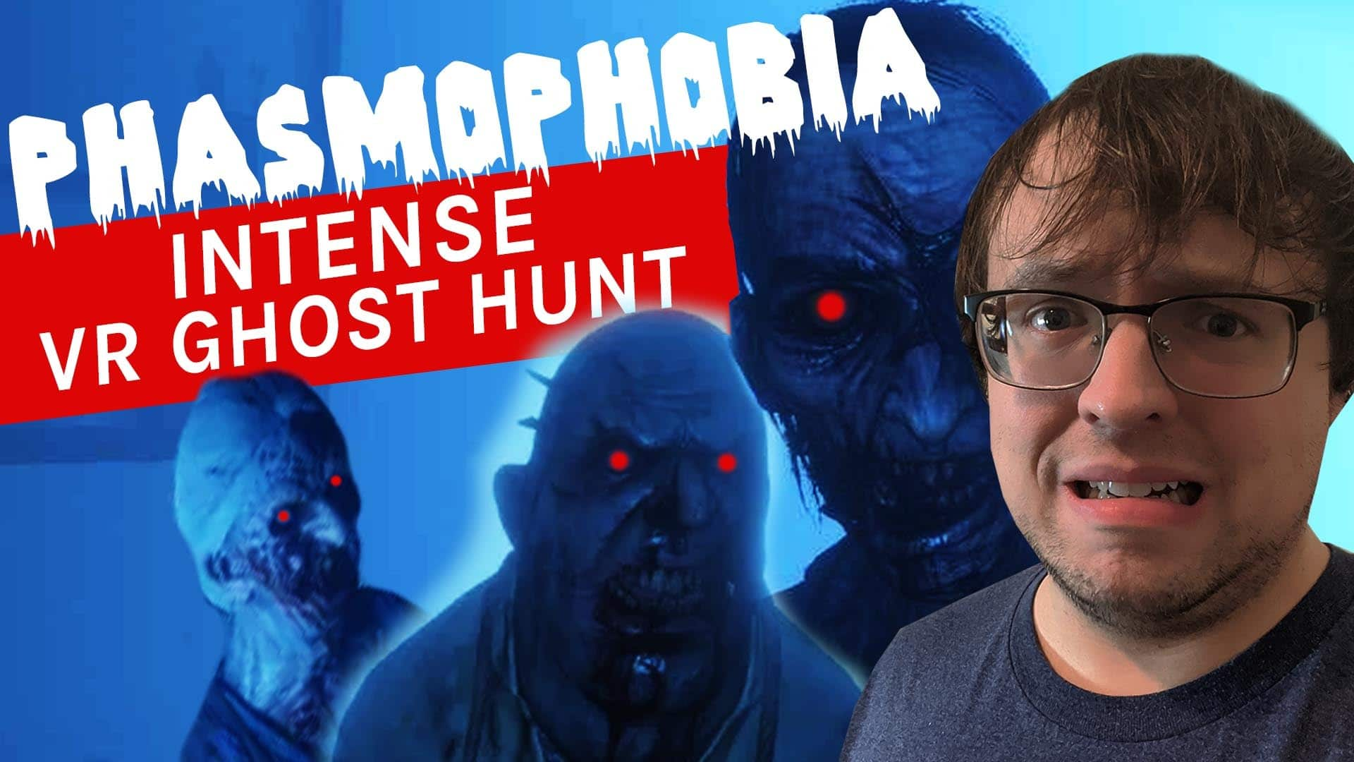 Phasmophobia VR Livestream: Paranormal Ghost Hunting