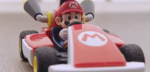 Don't Worry, You Can Reprint Your Mario Kart Live Gates