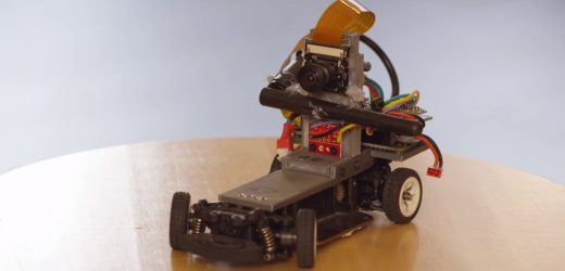 Mario Kart Live: Home Circuit Shows Off An Early Prototype Of The RC Car
