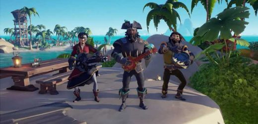 Sea of Thieves Honors The Late Eddie Van Halen With Piratical Take On Classic Rock Song