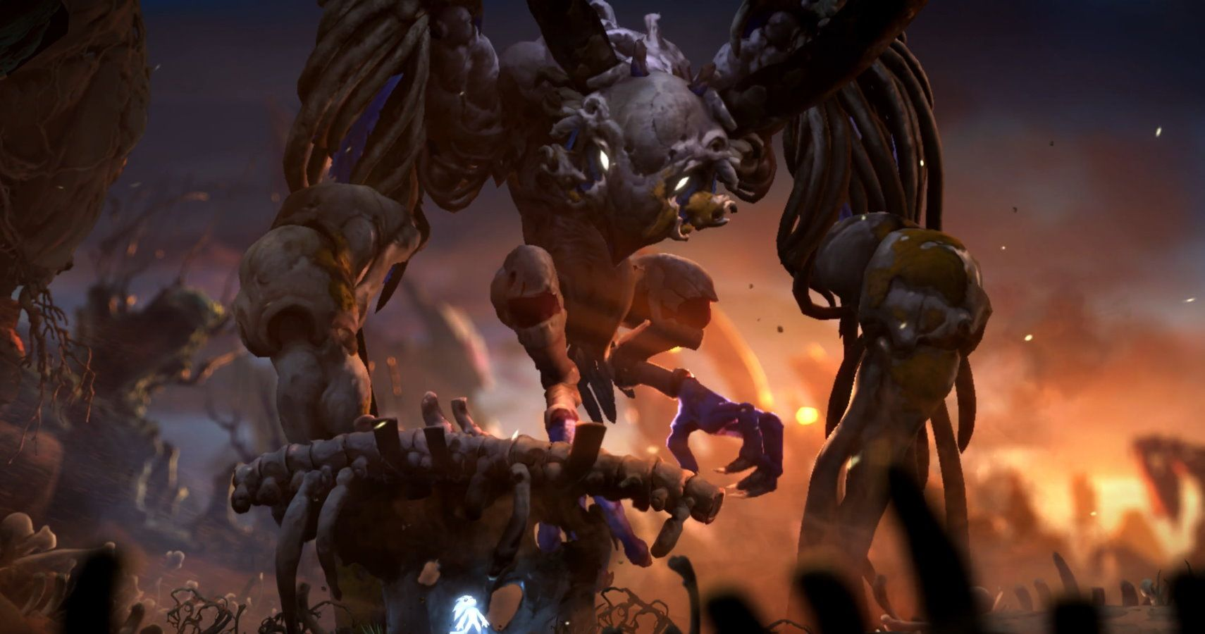 Ori And The Will Of The Wisps' Story Was Reverse-Engineered From The Final Boss Fight