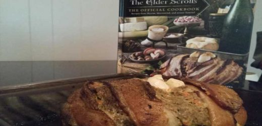 Feast Like A True Nord With The Elder Scrolls Official Cookbook