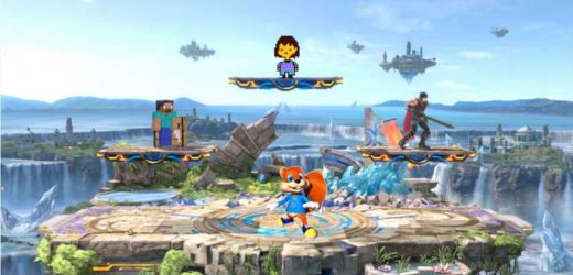 YouTuber Creates What Frisk and Conker's Victory Themes Would Be Like In Super Smash Bros Ultimate
