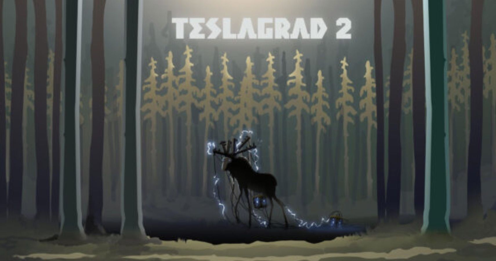 Rain Games Announces Teslagrad 2