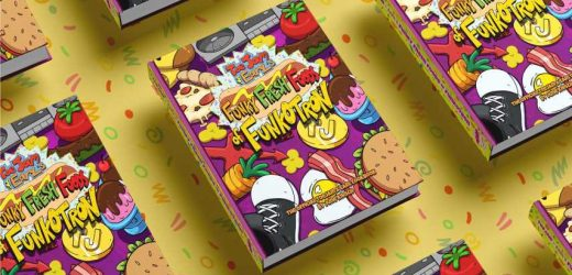 There's A ToeJam & Earl Cookbook In The Works And Kickstarter Is The Recipe To Its Success