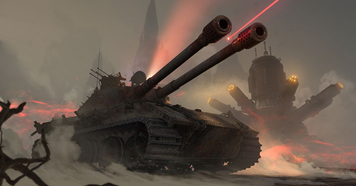 The closest we'll get to a new Silent Hill right now is World of Tanks