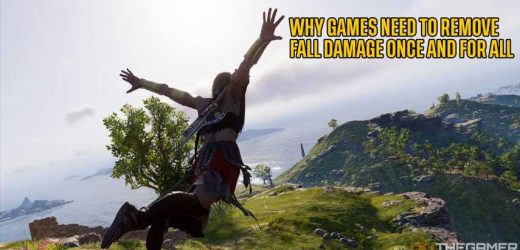 Why Games Need To Remove Fall Damage Once And For All