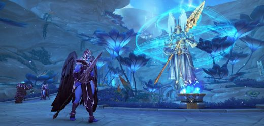 World of Warcraft's Shadowlands expansion coming Nov. 23