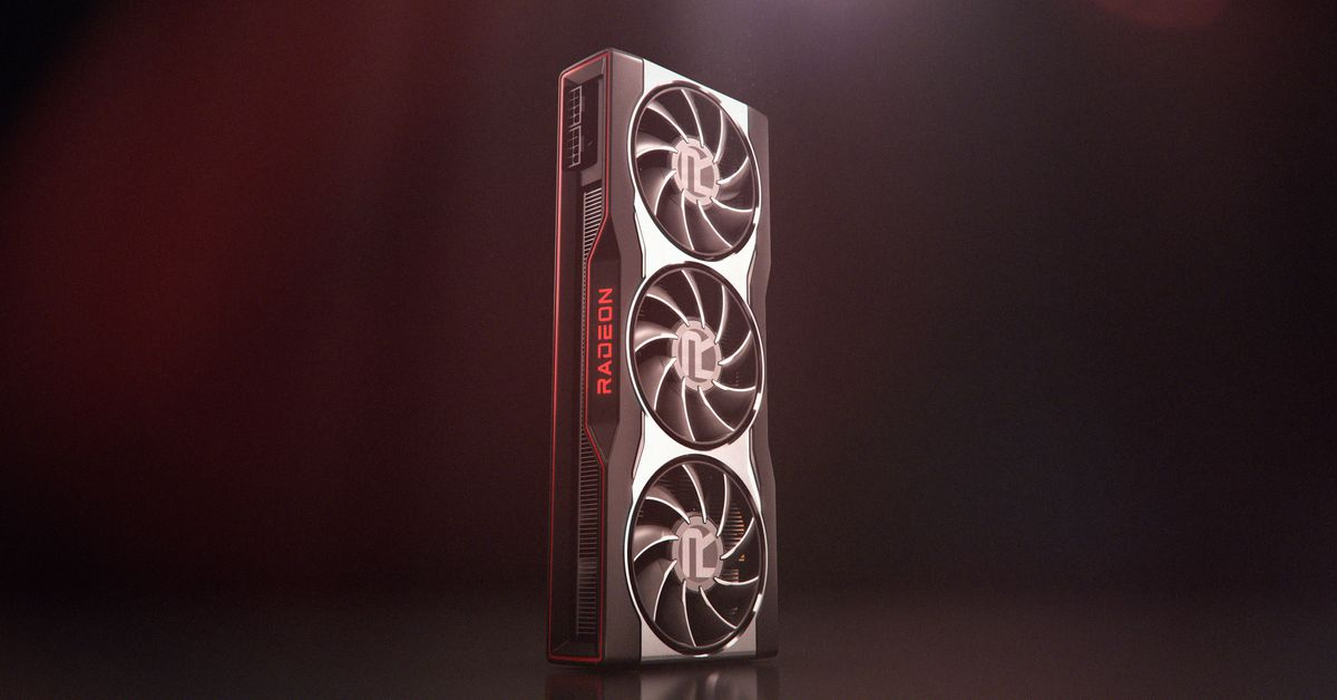 Watch AMD's Radeon RX 6000 GPU reveal event here