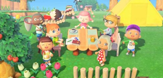 Here's What Most Players Spend Their Time Doing In Animal Crossing: New Horizons
