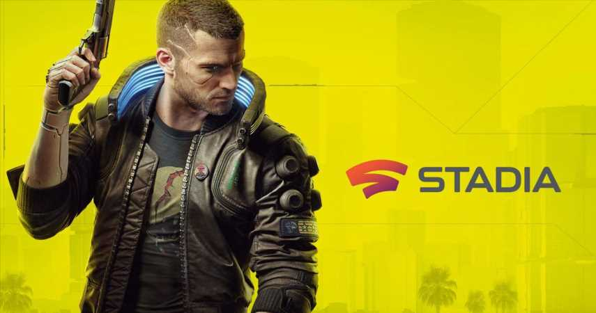 Cyberpunk 2077 Arrives On Stadia The Same Date As Other Platforms And Pre-Orders Are Live Now