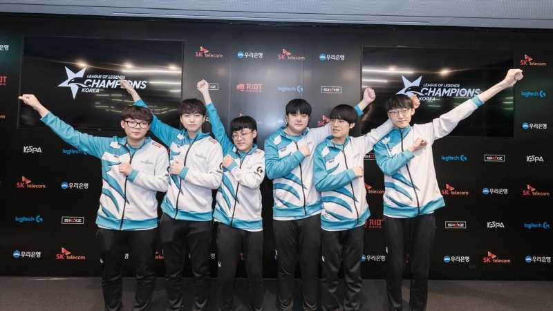 LoL: Worlds 2020   Damwon Gaming vs DRX Knockout Preview