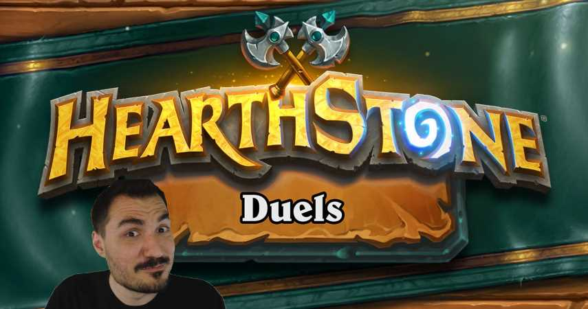 Hearthstone Launches Duels, A Brand New Game Mode Today In Early Access