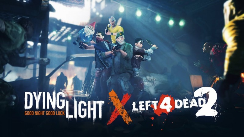 Dying Light Brings Back Left 4 Dead 2 Crossover Event With New Playable Character