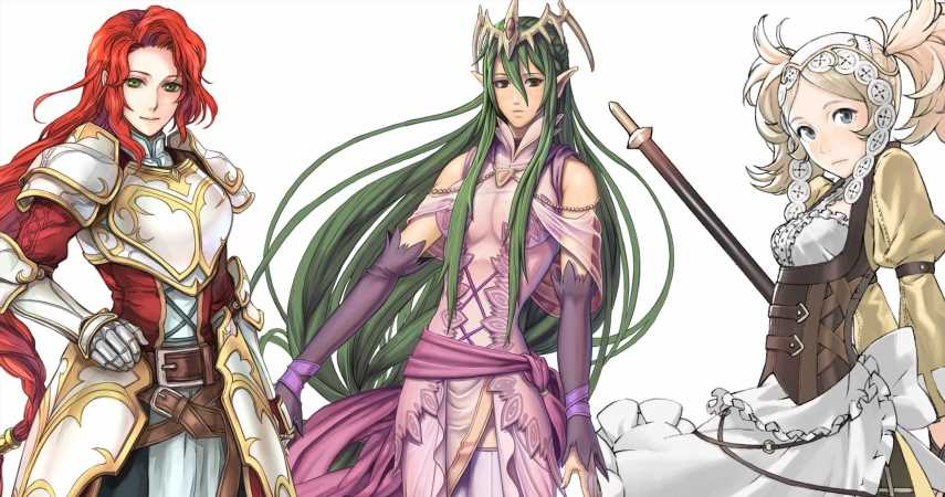 Fire Emblem's Favorite Archetypes: Units We See In Nearly Every Game