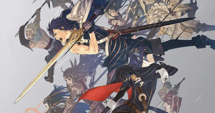 Gaming Detail: Every Kid In Fire Emblem: Awakening Shares A Birthday With A Game In The Series
