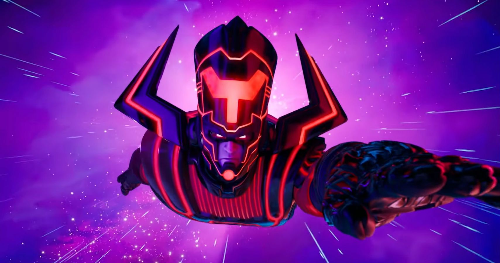 Fortnite: Latest Update Adds The Incoming Galactus To Game's Skyline